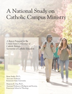 Campus Ministry Report Cover